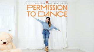 Bts 방탄소년단 Permission To Dance Lisa Rhee Dance Cover