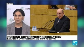 Russia government resignation: Who is the country's new Prime Minister, Mikhail Mishustin?