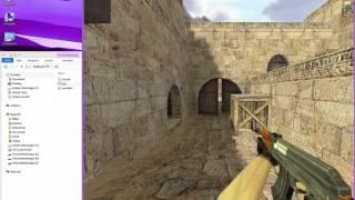 Counter-Strike 1.6 AimBot + Wallhack [WORKING 2016]