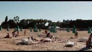 БОЛГАРИЯ: Пляж в Бургасе... Болгария... Bulgaria Burgas(Ответы на вопросы http://anzortv.com/forum Смотрите всё путешествие на моем блоге http://anzor.tv/ Мои видео путешествия по..., 2012-08-13T15:39:47.000Z)