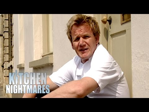 Angry Owner Kicks Gordon Out | Kitchen Nightmares UK