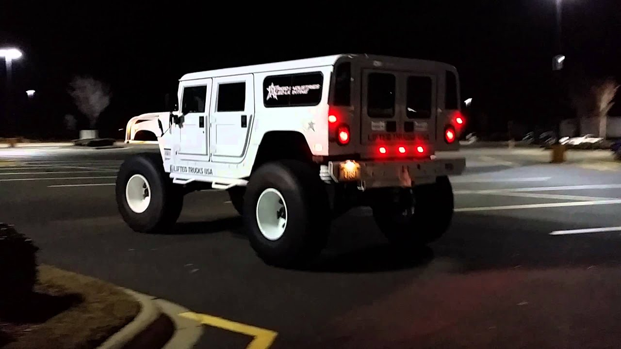 Lifted Trucks Usa >> Lifted Trucks USA Hummer H1 - YouTube