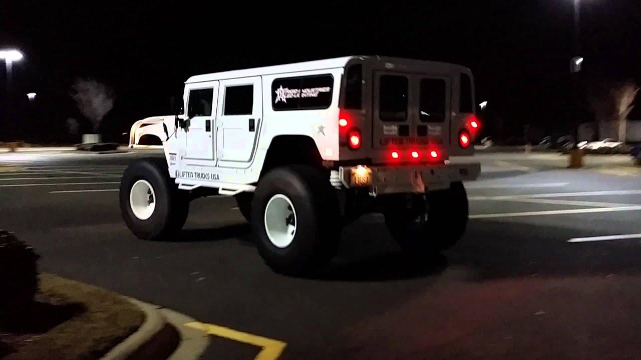 Lifted Trucks USA Hummer H1
