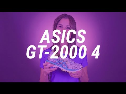 d7172e1c361 Fit Expert Review: Women's ASICS GT-2000 4 - YouTube