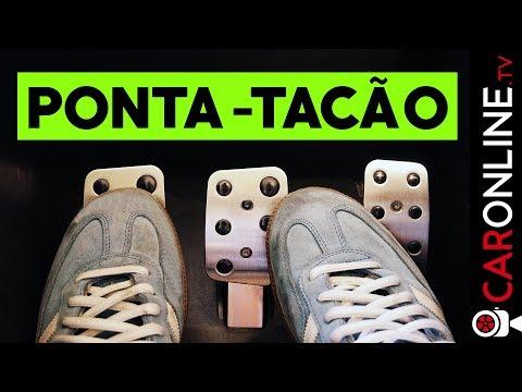 COMO FAZER PONTA-TACÃO | HEEL-AND-TOE | PUNTA TACCO ?