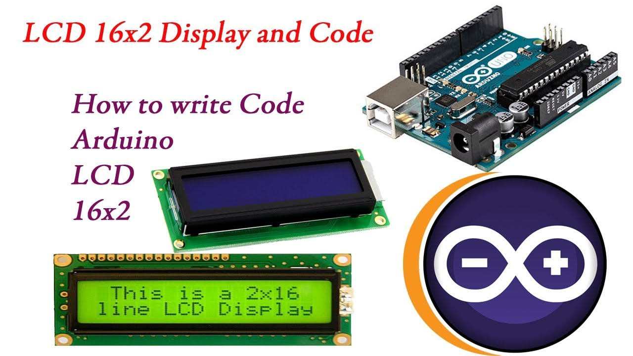 Arduino Code LCD 16x2 Automatic Scroll Letter Moving Left to Right Display