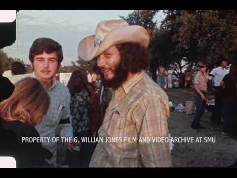 Peace Moratorium Dallas B-Roll w/The Velvet Underground - October 15, 1969 (silent)