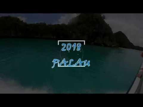 2018II PALAU旅行 Travel-Vlog