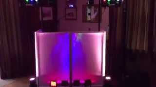 Sparkle Entertainment Ltd Disco with Bose PA System (larger speakers and more lights available).