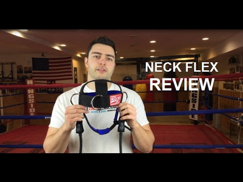 Neck Flex review by ratethisgear