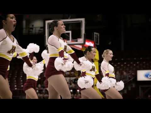 University of Minnesota Dance Team Pom 2019