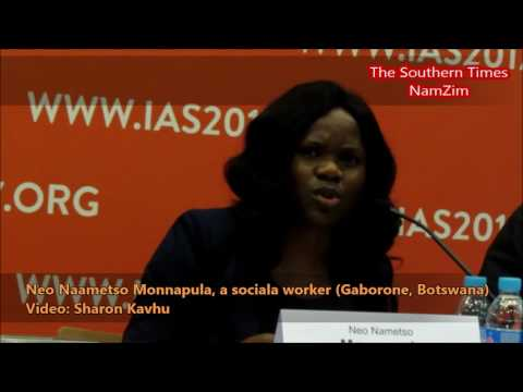 Challenges of Immigrant sex workers in Bots & Zim #IAS2017