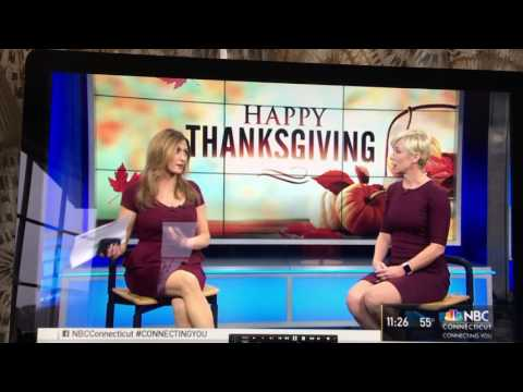 Interview with Kerri-Lee Maryland NBC-CT Holidays, family an