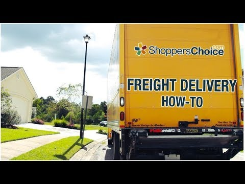 What You Need To Know About Freight Delivery