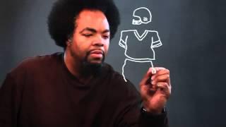 How to Draw a Football Uniform