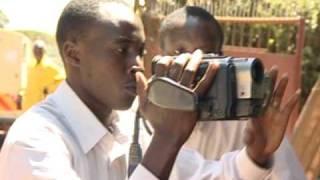John E. Maina, filmmaker, Kenya
