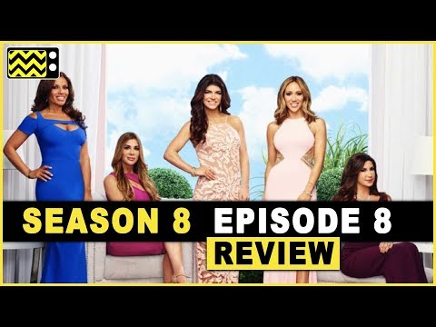 Real Housewives Of New Jersey Season 8 Episode 8 Review & Reaction   AfterBuzz TV