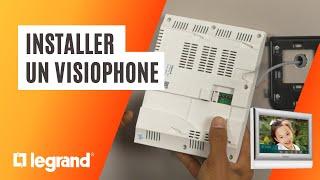 Portier visiophone Legrand : comment installer facilement un portier vidéo ?