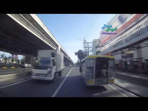 Drive Trip!! Philippines - West Service Road / SLEX (SB)