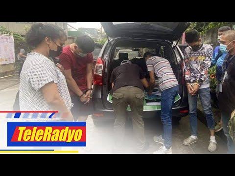 Higit P3-M halaga ng shabu nasabat sa Bacoor; 3 timbog | TeleRadyo