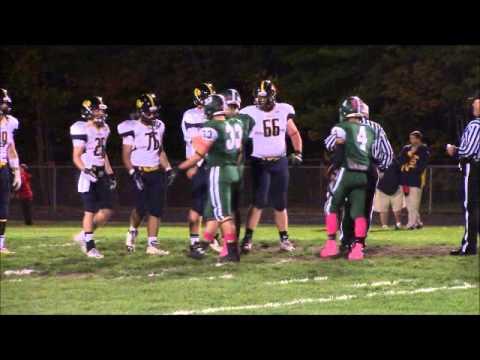 Friday Night Lights - 2013 Billerica (MA) Memorial vs Andover (MA) Part 1