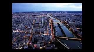Париж с высоты птичьего полета | La France - Paris
