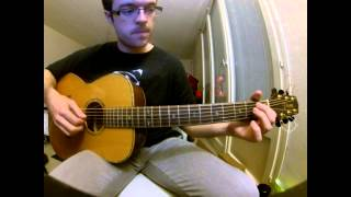 The reason cover Andy Mckee part1