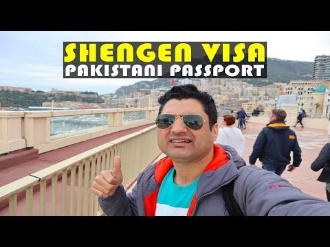 How To Apply For Schengen Visa On Pakistani Passport?