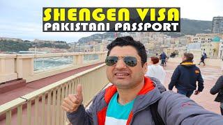 How to Apply For Schengen Visa on Pakistani Passport