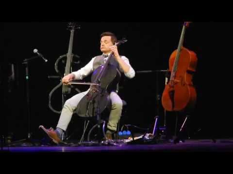 Rockelbel's Canon (Pachelbel's Canon In D) - The Piano Guys Live In Amsterdam (Jon Dancing!)