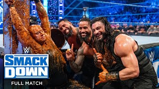 FULL MATCH - Reigns & Usos vs. Corbin, Ziggler & Roode: SmackDown, Jan. 31, 2020