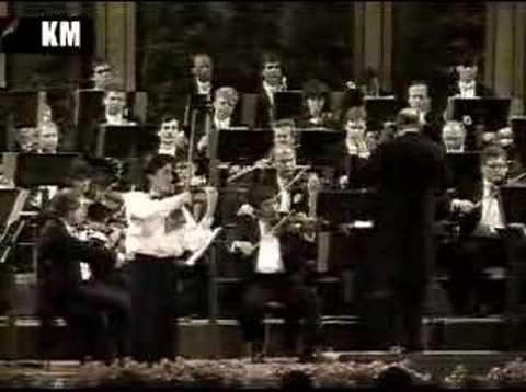 Brahms Violin Concerto Koh Gabriel Kameda