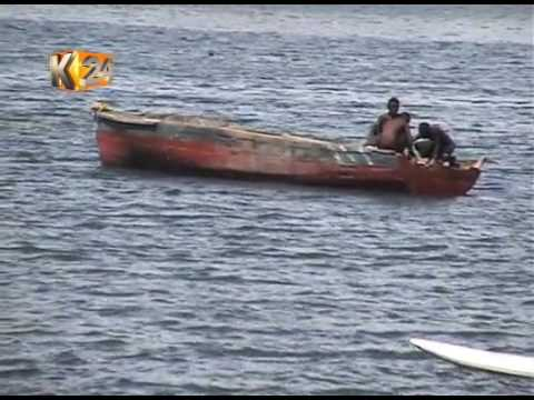 5 people drown, 17  others rescued after  boat capsized at Port Victoria