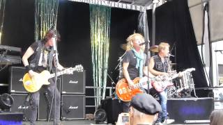 NIGHT RANGER Coming of age LIVE Fox And Friends MANHATTAN N.Y. Aug 21, 2015