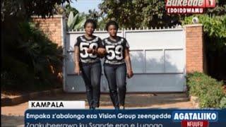Empaka z'abalongo eza Vision Group zeengedde