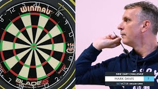 Mark Davis | The BetVictor 9 Dart Challenge | World Snooker