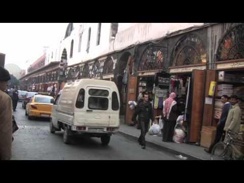 シリア ダマスカス 旅行 Syria Damascus Travel