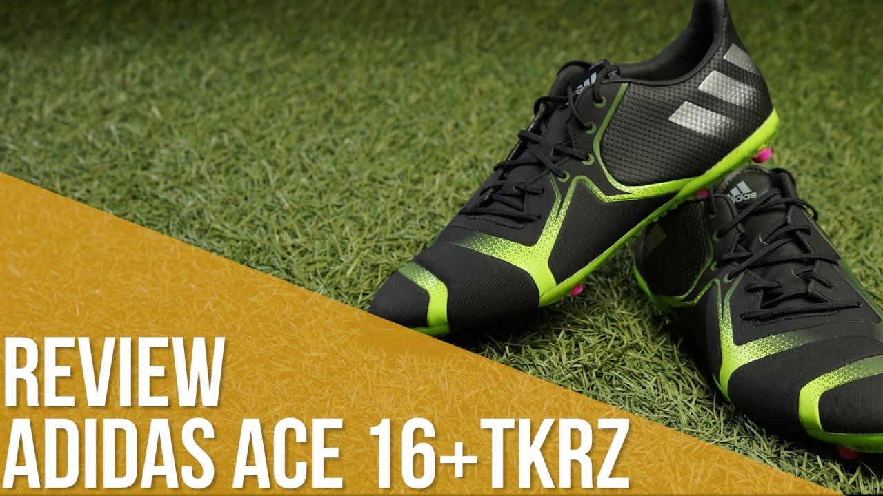 eb6f920448b ... FLYKNIT 2017 Review adidas ACE 16+ TKRZ - YouTube ...