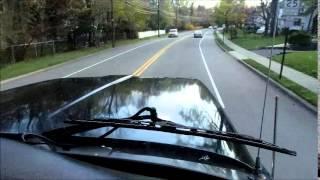 Western Star Tri Axle Dump Truck for Sale 425 w Jake on a Cruise