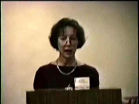 Dr. Karla Turner's Final Lecture May 7, 1995 - San Diego, CA - (ufo, abduction,grey aliens)