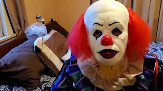 1990 Pennywise Tim Curry Costume Aliexpress Review