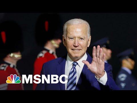 Riggleman, Bremmer Discuss Biden's Message On World Stage