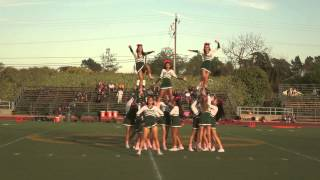 141024 LIVERMORE HIGH CHEERLEADERS