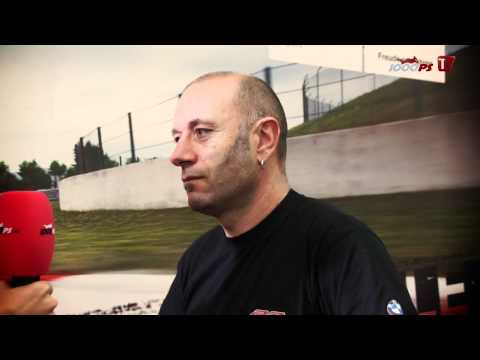 BMW S1000RR 2012 Interview - Details & Facts