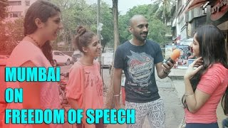 Mumbai on Freedom of Speech