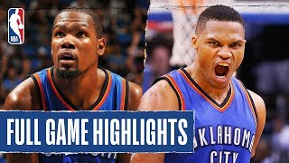 Westbrook's CLUTCH Shots Force 2OT THRILLER with Epic Performance's From Westbrook & KD