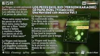 Los Peces en el Rio - Villancico (Versión Karaoke)