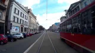Linia tramwajowa nr 7 - Katowice Zawodzie Pętla - Bytom Plac Sikorskiego
