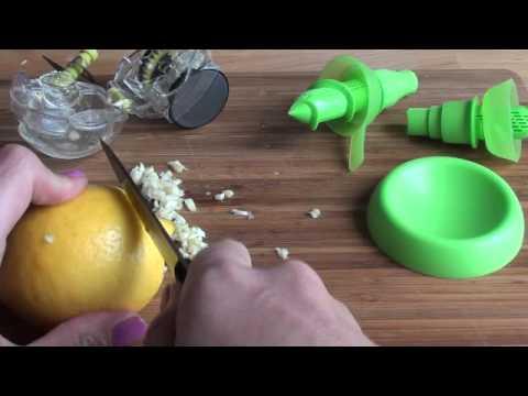 Make Mes nouveaux kitchen Toys : Garlic Zoom et Citrus Spray Images
