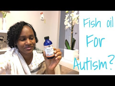 Autism Talk # 12: Benefits Of FISH OIL